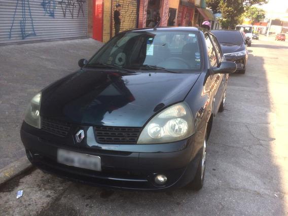 Renault Clio Sedan 1.0 16v Privilège Completo Banco Couro