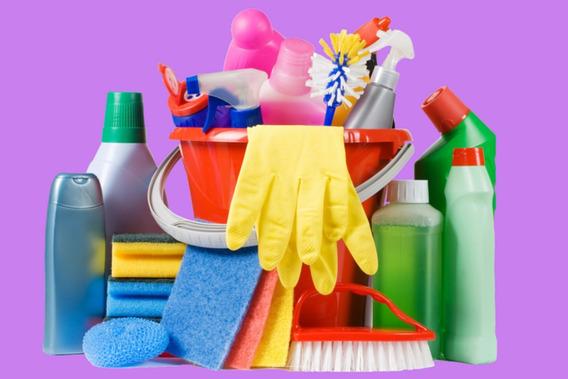 Loja De Produtos De Limpeza