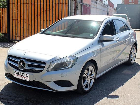 Mercedes Benz Clase A180 1.6 Mt 2016