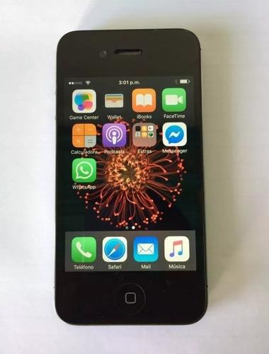 Teléfono iPhone 4s Esta En Perfectas Condiciones