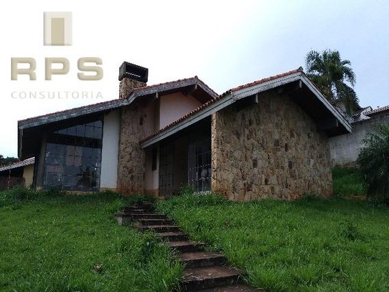 Casa Em Bairro Nobre De Atibaia, Nova Gardênia, Próxima Ao Centro, Terreno De 2.500m² - Ca00328 - 32044625