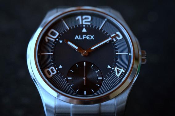 Relógio Alfex - Show!!!