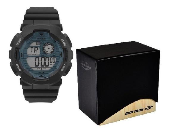 Relógio Masculino Sport Mormaii Original A Prova D´água D110