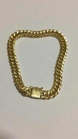 Pulseira Ouro 18k 11,54 Gramas Comprimento 20cm