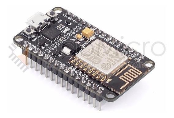 Nodemcu Wifi Esp8266 Lua Gpio Pwm I2c Uart Arduino Todomicro