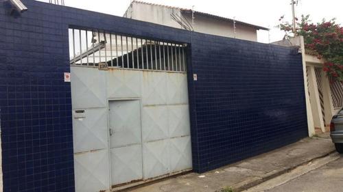 Galpão À Venda, 140 M² Por R$ 650.000,00 - Vila Santa Clara - São Paulo/sp - Ga0167