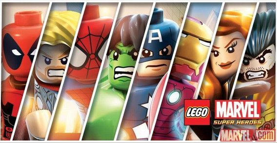 Lego Marvel Super Heroes - Ps3 (digital)