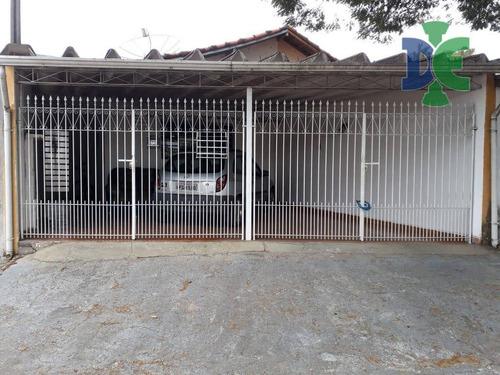 Casa Com 2 Dormitórios À Venda, 107 M² Por R$ 212.000 - Jardim Flórida - Jacareí/sp - Ca0338