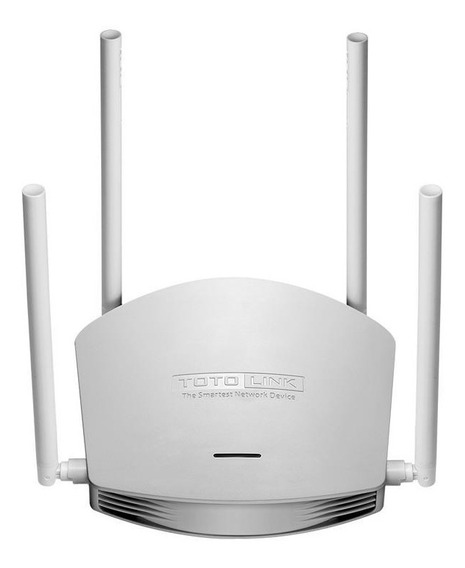 Router Inalámbrico Wifi Hasta 600mbps 4 Antenas