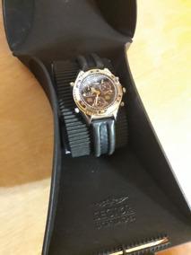 Sector Chronograph Alarm Swiss Made Sapphire Crystal - Raro!