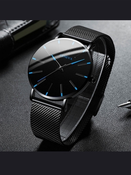 Relógio De Pulso Masculino Super Estiloso