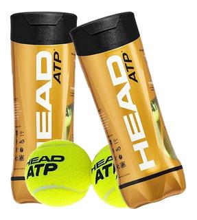 Head Atp X3 Pelotas Tenis Padel Local No.1 Argentina!!