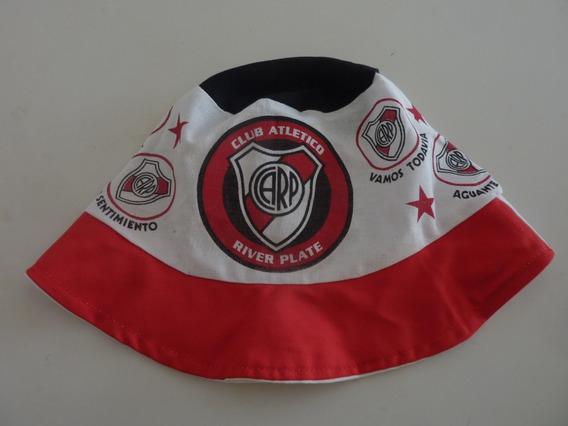 Mdp - Antiguo Gorro Piluso De River Plate