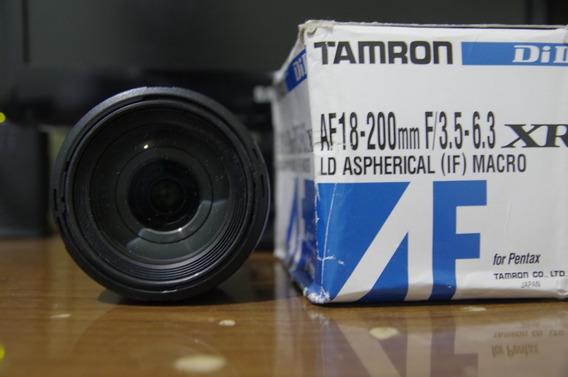 Tamron 18 - 200 Mm - Pentax