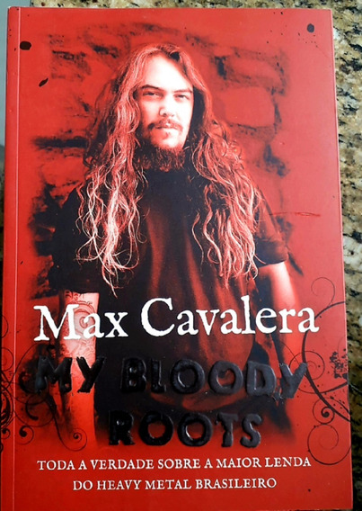 Livro My Bloody Roots