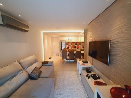 Apartamento Com 2 Dormitórios À Venda, 65 M² Por R$ 640.000 - Jardim Armênia - Mogi Das Cruzes/sp - Ap0263