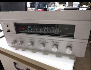 Amplificador Valvular Ken Brown Modelo S 400