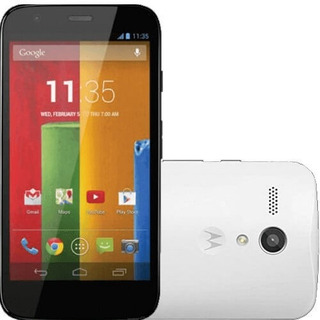Motorola Moto G Xt1032 8gb 1gb Ram 3g 5mp Branco Vitrine 2