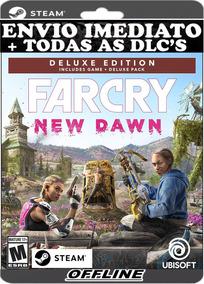 Far Cry - New Dawn Deluxe Edition Pc Original Steam