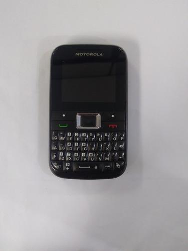 Motorola Mini Ex109 Semi-novo Desbloq