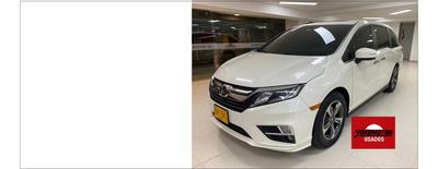 Honda Odyssey 5dr Ex-l Nr 8 Pasajeros