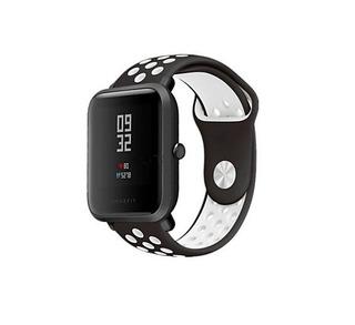 Malla Sport Para Xiaomi Amazfit Bip Estilo Nike Cierre Apple