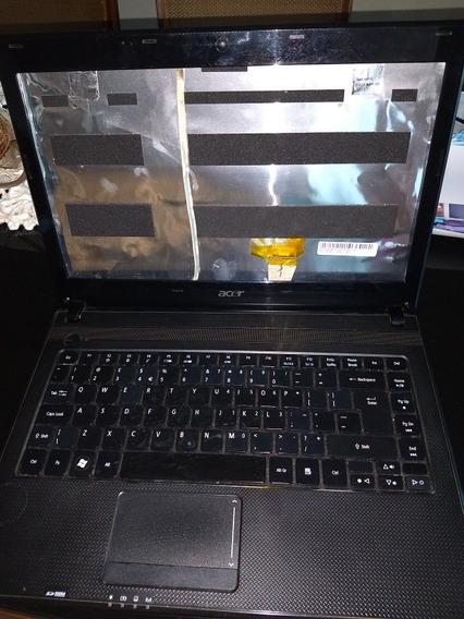 Carcaça Notebook Acer Aspire 4253-bz806