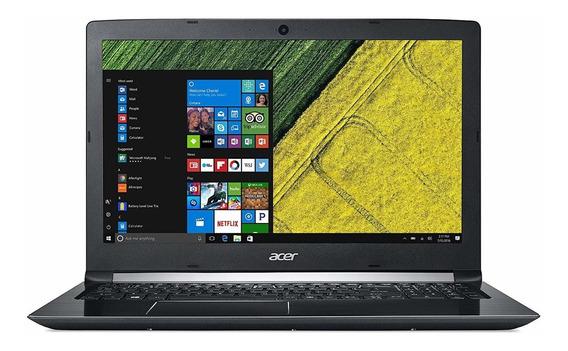Laptop Acer Intel I7-7500u 8gb 1tb 15.6