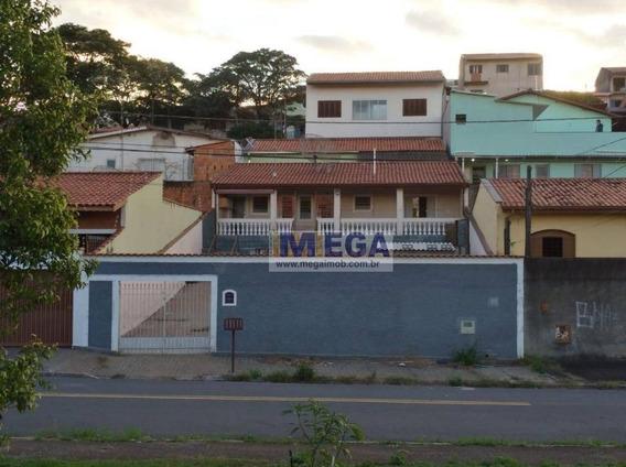 Casa Com 1 Dormitório À Venda, 69 M² Por R$ 240.000 - Jardim Carlos Lourenço - Campinas/sp - Ca1276