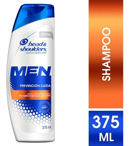 Shampoo Head & Shoulders Prevencion Caida 375 Ml