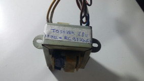 Transformador Radio Toshiba