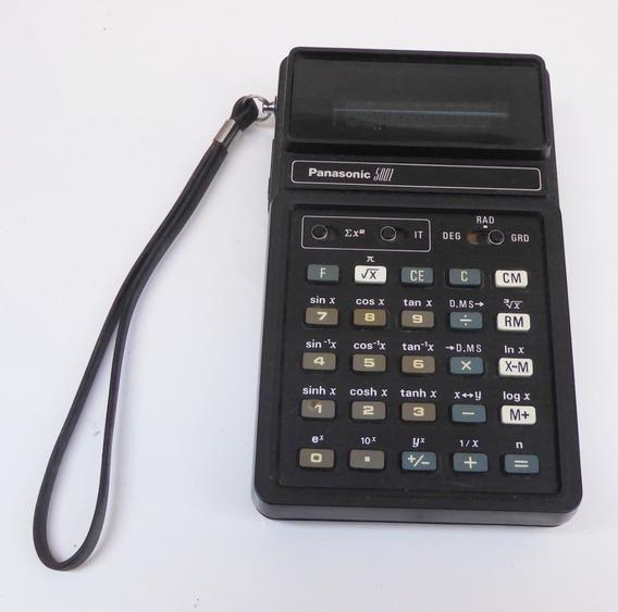 Calculadora Antiga Panassonic Je-5001u / 5001 Funcionando