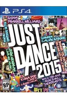 Just Dance 2015 Ps4 Disco Nuevo Y Sellado