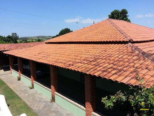 Imagem 1 de 30 de Chácara Com 7 Dormitórios À Venda, 2100 M² Por R$ 850.000 - Portal Do Pirapora - Salto De Pirapora/sp - Ch0115