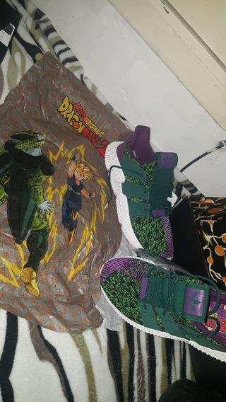 Zapatillas adidas Prophere Dragon Ball Z Talle 11