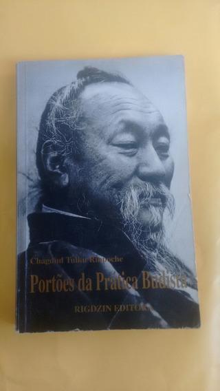 Livro Portões Da Prática Budista - Chagdud Tulku Rinpoche