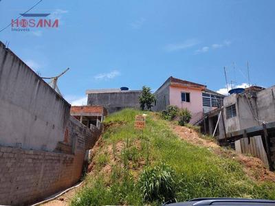 Terreno Residencial À Venda, Jardim Dos Eucaliptos, Caieiras. - Te0230