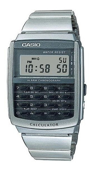 Casio Ca506 Relógio Calculadora Original Pronta Entrega