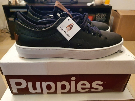 Zapatillas Hush Puppies Tiziano Talle 41