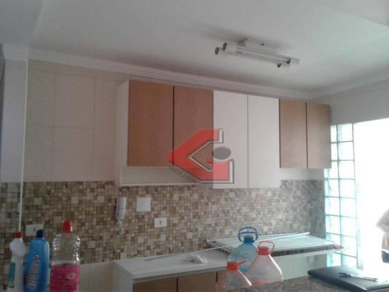 Apartamento Com 2 Dormitórios À Venda, 67 M² Por R$ 320.000,00 - Nova Petrópolis - São Bernardo Do Campo/sp - Ap2459