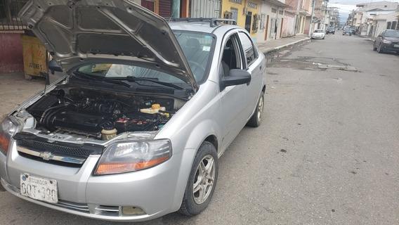 Chevrolet Aveo Activo 2008