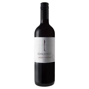 Vinho Chileno Tinto Seleção Cabernet Chilensis Garrafa 750ml