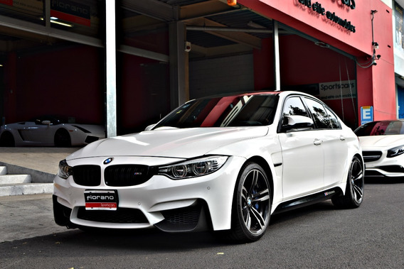 Bmw M3 Performace 2016