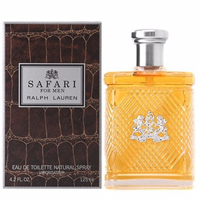Perfume Importado Original Safari Ralph Lauren P/homem 125ml
