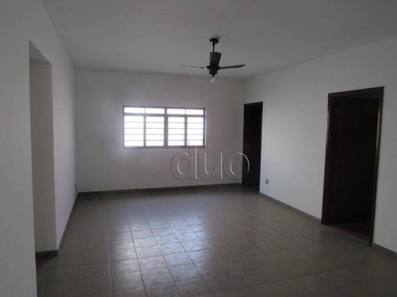 Casa Residencial Para Locação, Centro, Piracicaba - Ca2371. - Ca2371