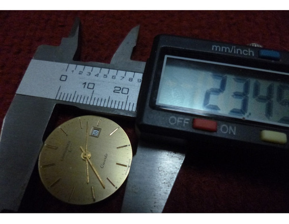 Longies Quartz Movement Swiss Made, Eta 955 612 L 11.2 Ok