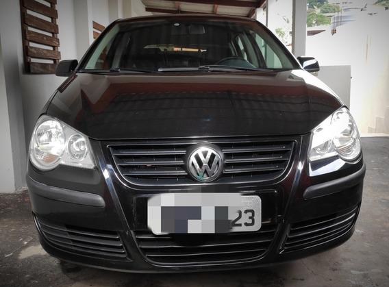 Volkswagen Polo 1.6 Total Flex 5p 2009