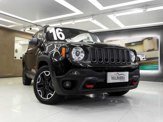 Jeep Renegade 2.0 Trailhawk 2016 Diesel Blindado