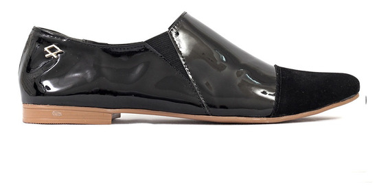 Zapatos Mujer Nelida/cyg Charol Y Gamuza Nazaria