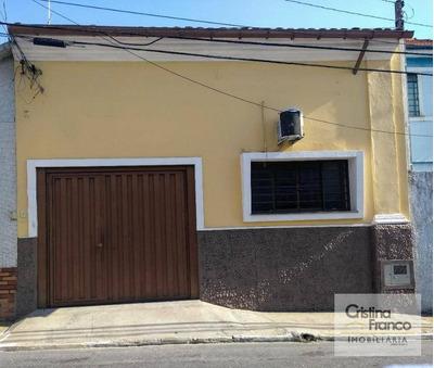 Casa Com 2 Dormitórios À Venda, 104 M² Por R$ 400.000 - Centro - Itu/sp - Ca2076